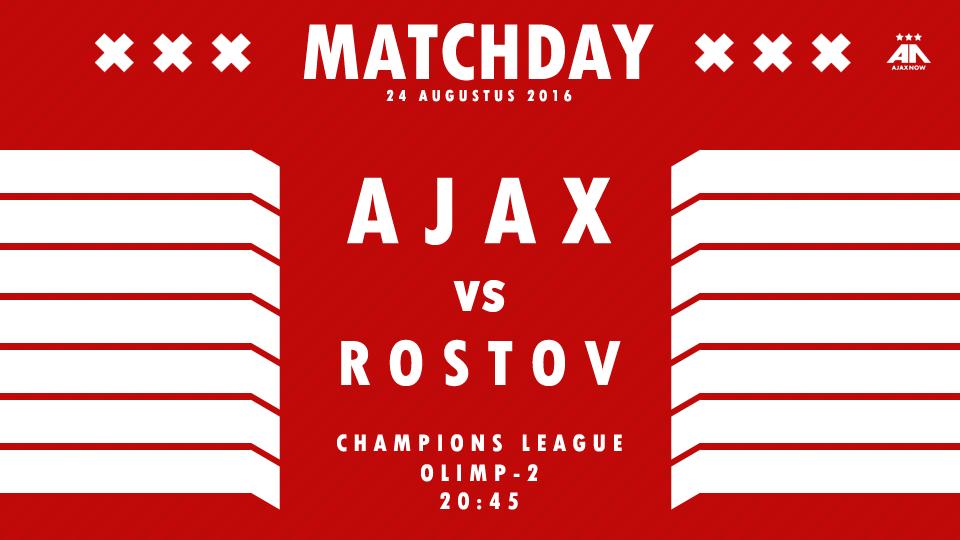 Ajax - Rostov II