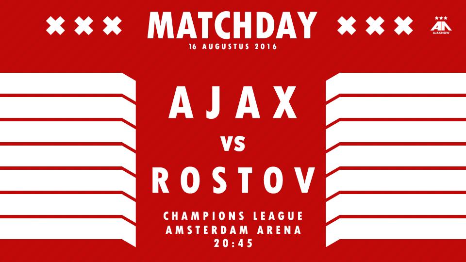 Ajax - Rostov